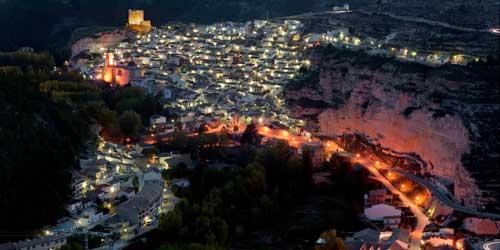 Imagen de Alcalá de Júcar, uno de los diez pueblos seleccionados para la final,