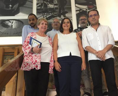 El Gobierno regional se interesa por Almadén y comarca