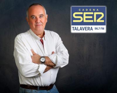 COMUNICACIÓN | Antonio Monje, nuevo delegado de la Cadena SER en Talavera