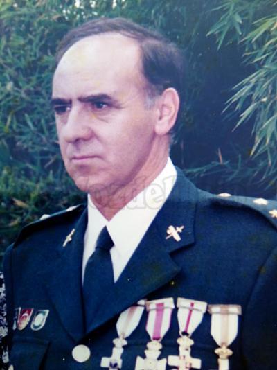 OBITUARIO | Fallece Antonio Naranjo, que fuera capitán de la Guardia Civil en Talavera