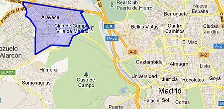 MADRID | La policía desmantela una fiesta clandestina con 200 personas en Aravaca