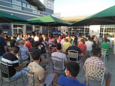 FÚTBOL | El proyecto CF Talavera SAD escala un peldaño más