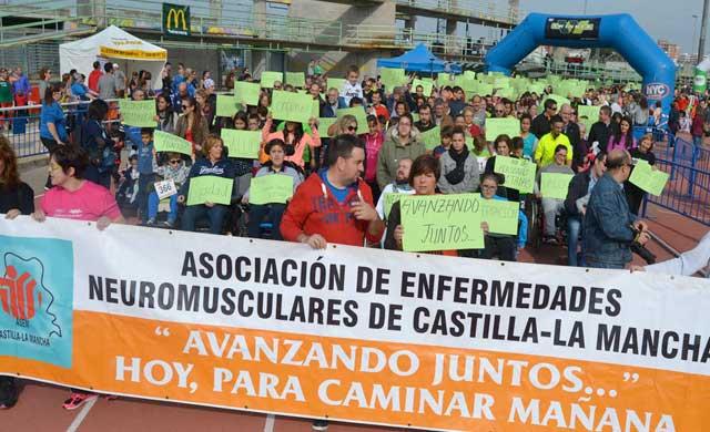 El 30 de octubre se celebra en Talavera la X Carrera Solidaria ASEM-CLM