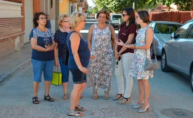El Ayuntamiento estudia medidas para la mejora de la limpieza viaria en Patrocinio