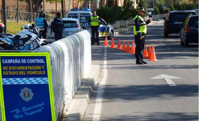 Nueva campaña de vigilancia y control de las condiciones del vehículo