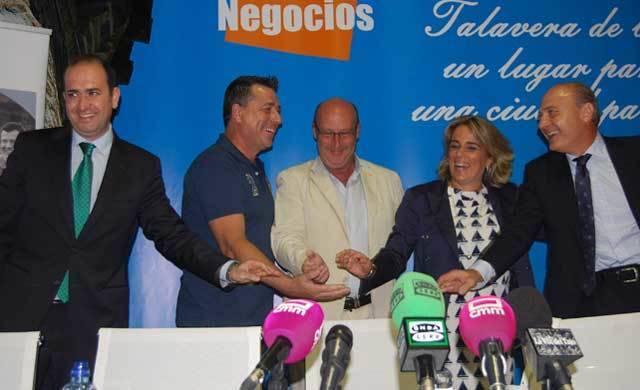 La Universidad Camilo José Cela y el CF Talavera unen fuerzas en un acuerdo histórico (VÍDEO)