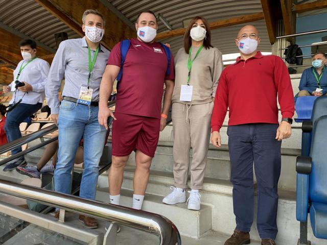 DEPORTES | Atletismo con garantías sanitarias en la región