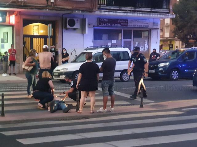 ACCIDENTE | Atropella a un hombre en Talavera y se da a la fuga