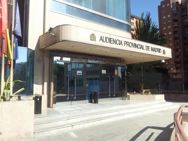 La Audiencia de Madrid mantiene en prisión al único acusado del crimen de Miriam Vallejo