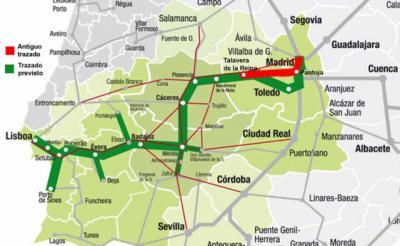 ACTUALIDAD | Europa pone fecha tope para la construcción del AVE Extremadura-Talavera-Madrid