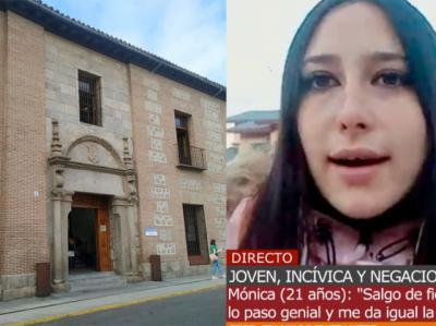 TALAVERA | El Ayuntamiento reprueba las declaraciones de la joven talaverana en CUATRO