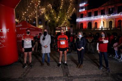 CARRERA | El doble campeón del mundo Abel Antón participa en la 13º edición Nocturna de Toledo