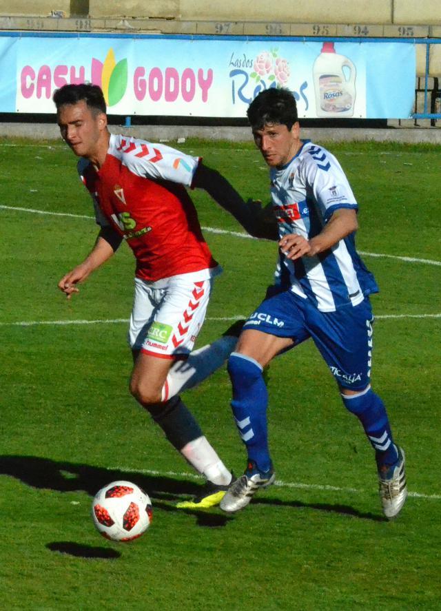 Abel Molinero sigue sin encontrar euipo tras dejar el CF Talavera.