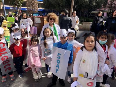 FOTOS | Carnaval en el Colegio Juan Ramón Jiménez