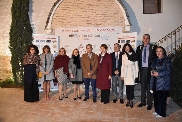 Apoyo a la actividad de Afanion que presta servicio a más de 210 familias en la región