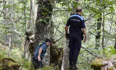 Encuentran el cadáver de un hombre ahorcado y maniatado en Pinarejo