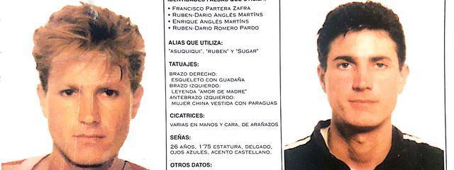 Cartel de Antonio Anglés difundido por la Interpol El Fugitiu. Vincle Editorial