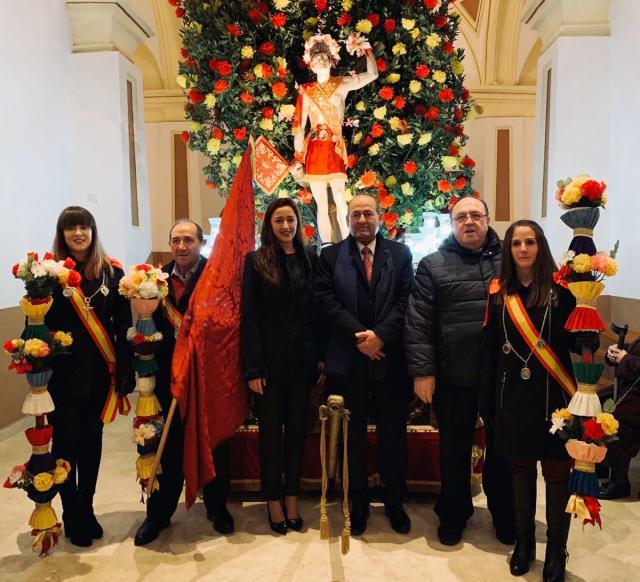 Diputación felicita a los pueblos toledanos que celebran en estos días las fiestas en honor a San Sebastián
