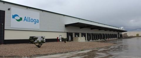 INDUSTRIA | Page inaugura este miércoles la ampliación de la plataforma logística Alloga en Borox
