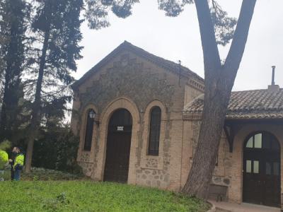 TOLEDO | Mejoras en el cementerio