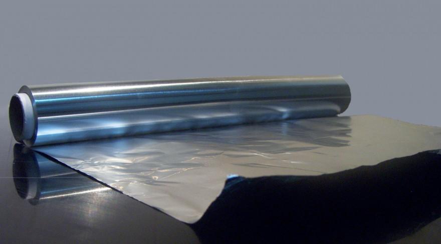 Papel de aluminio toxico ocu