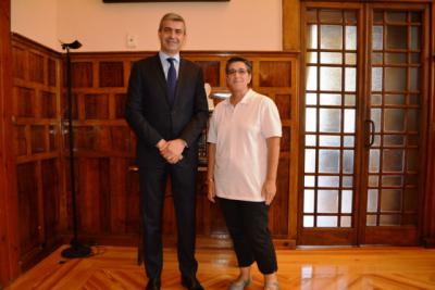 La Diputación apoya con 3.000 euros a la Fundación Madre de la Esperanza de Talavera