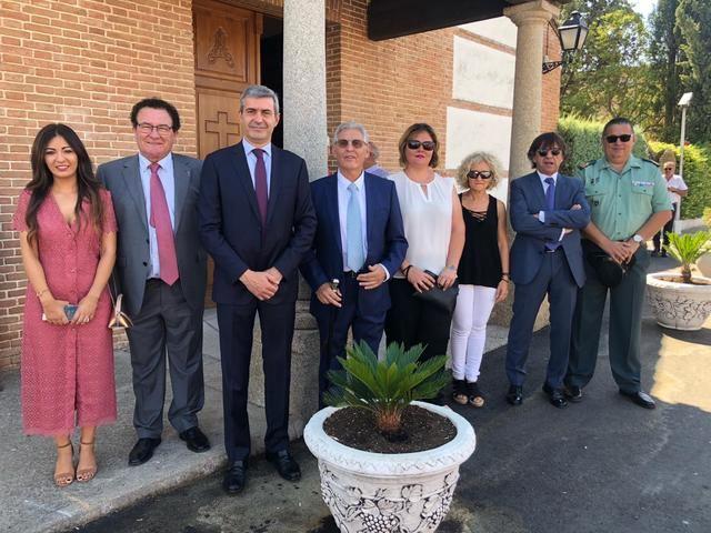 Alvaro Gutiérrez comparte con Malpica de Tajo sus fiestas en honor a la Virgen de las Nieves