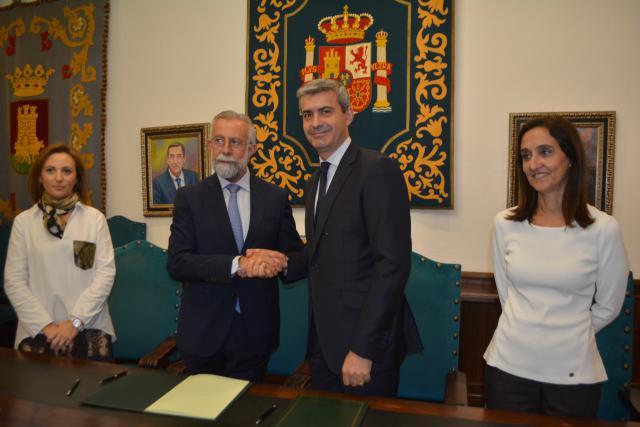 Diputación apoya con 250.000 euros la rehabilitación del patrimonio de Talavera
