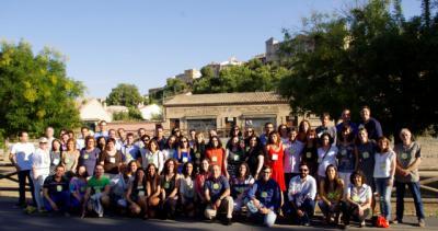 Reunión de la primera promoción de Ciencias Ambientales de la UCLM