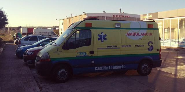 Ambulancia SSG / USO