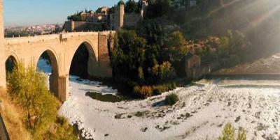 La CHT sanciona al Ayuntamiento de Toledo con 105.000 euros por vertidos al Tajo