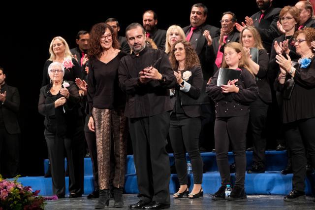 La Coral Polifónica San Miguel, de Novés, gana el XV Certamen Nacional de Canción Castellana