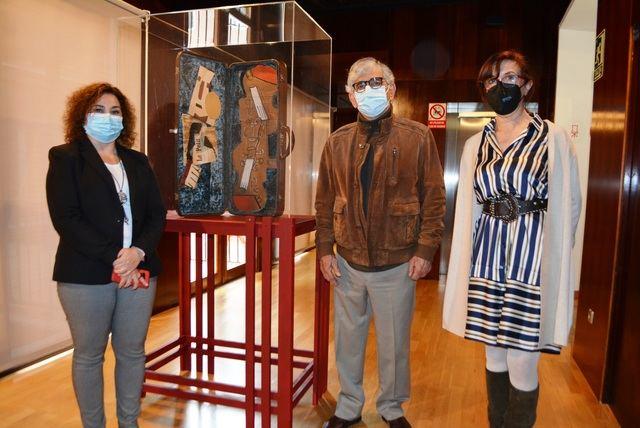 TOLEDO | Se expone una obra atribuida a Pablo Picasso en el centro cultural San Clemente