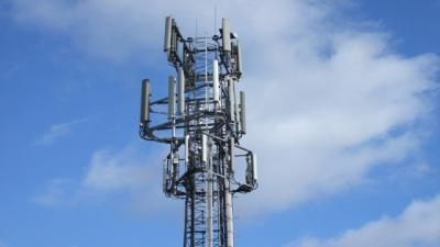 SIERRA DE SAN VICENTE | Una nueva antena de telecomunicación duplicará la cobertura