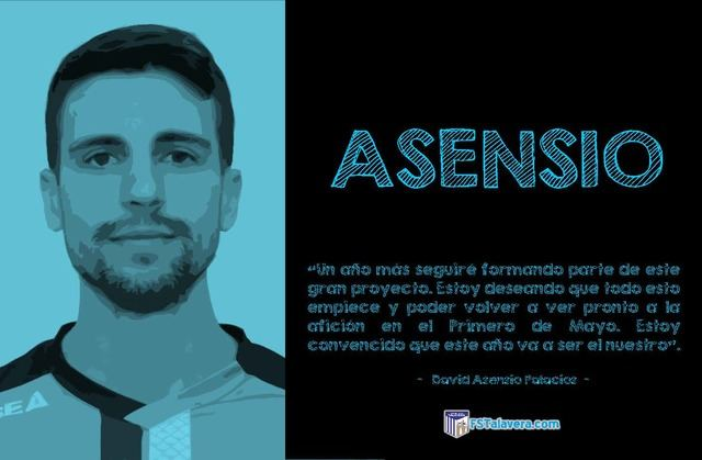 FÚTBOL SALA | Asensio nueva renovación del Soliss Fútbol Sala Talavera