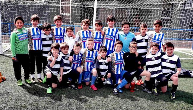 El Atlético Cerámica termina la temporada con los objetivos cumplidos: enseñar fútbol y valores en Talavera