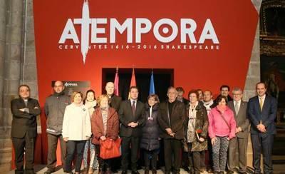 El Año Cervantino dejará en la región un beneficio de 140 millones de euros