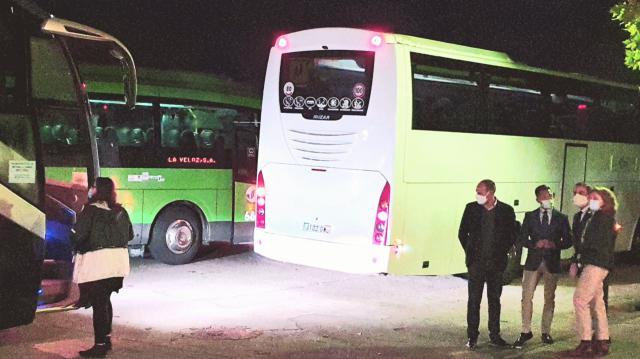 TALAVERA Y COMARCA | Inspección para garantizar la seguridad del transporte público escolar