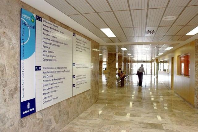 TALAVERA | 12 pacientes en planta y 1 en la UCI por Covid