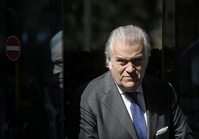 Bárcenas se alinea con Anticorrupción y pide reabrir 'Kitchen' apuntando a Rajoy y Cospedal