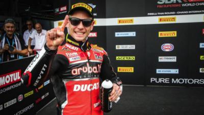 Ducati contra Bautista:
