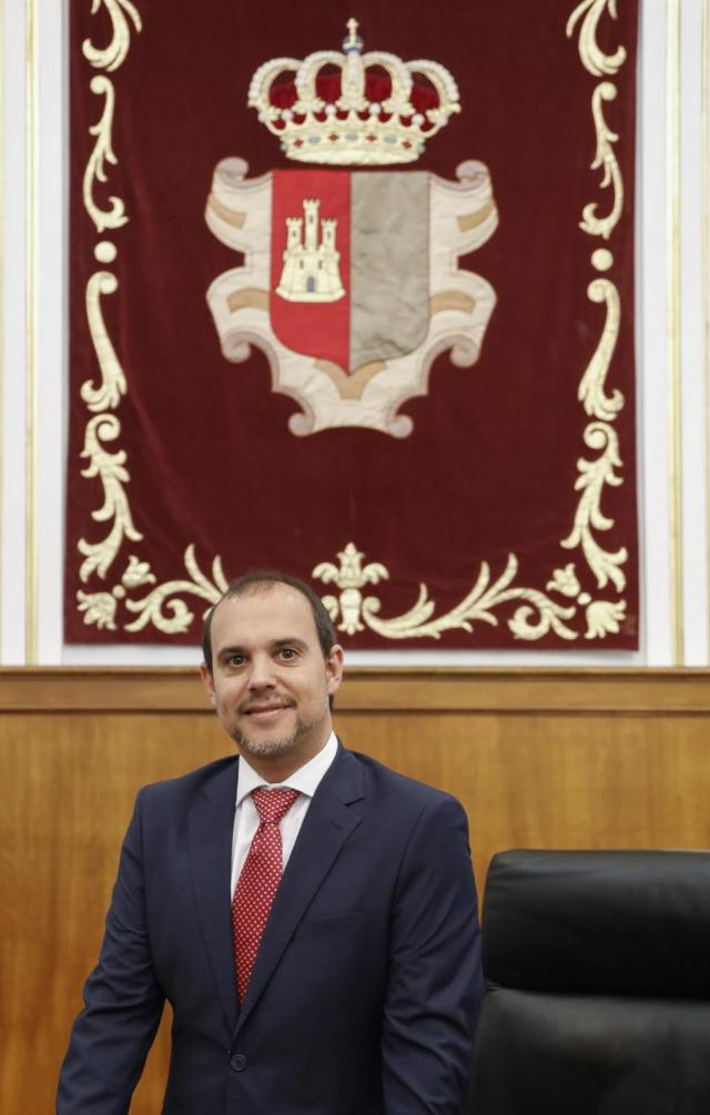 Pablo Bellido.