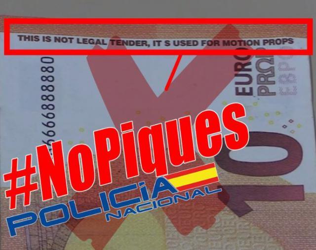 VÍDEO | ¡Ojo! La Policía Nacional alerta de billetes falsos, así debes identificarlos