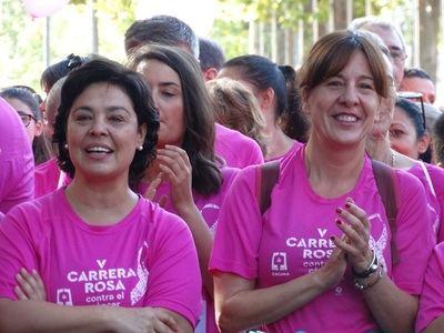 La Junta anima a las mujeres de la región a participar en los programas de prevención del cáncer de mama