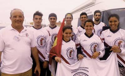 El Campeonato de España de BMX contará con 6 pilotos talaveranos