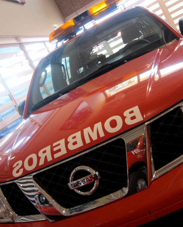 SUCESOS | Heridos dos octogenarios en un accidente de tráfico
