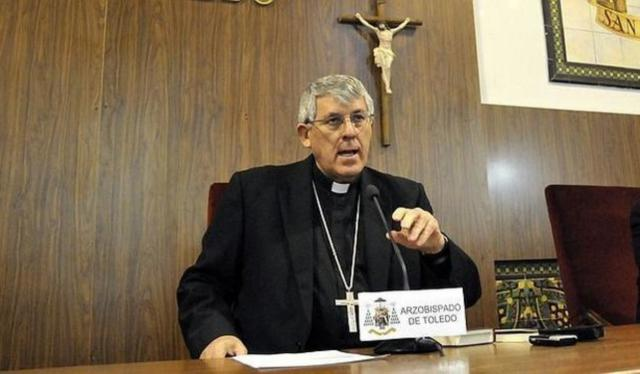 Alta hospitalaria para el Arzobispo de Toledo