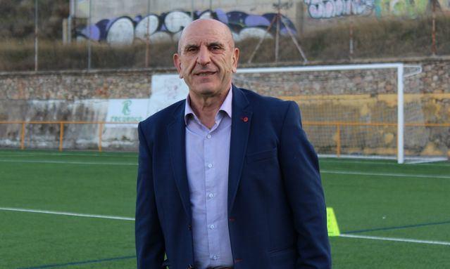 FÚTBOL | Burillo ya ejerce de presidente de la Territorial
