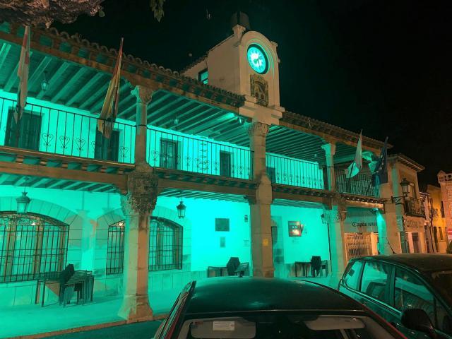 DÍA MUNDIAL DE LA ELA | Luces verdes en Escalona