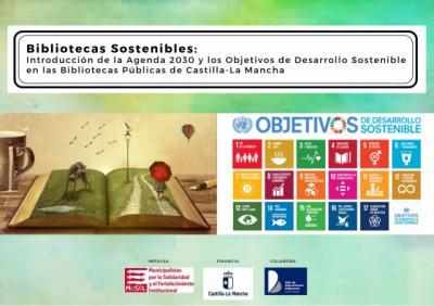 Las bibliotecas públicas de la región colaboran con la difusión de los objetivos de desarrollo sostenible